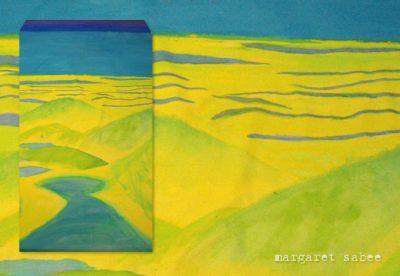 Texelse slufter van Margaret Sabee Weefkunst Den Haag
