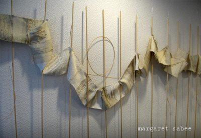 De levensweg van Margaret Sabee Weefkunst Den Haag